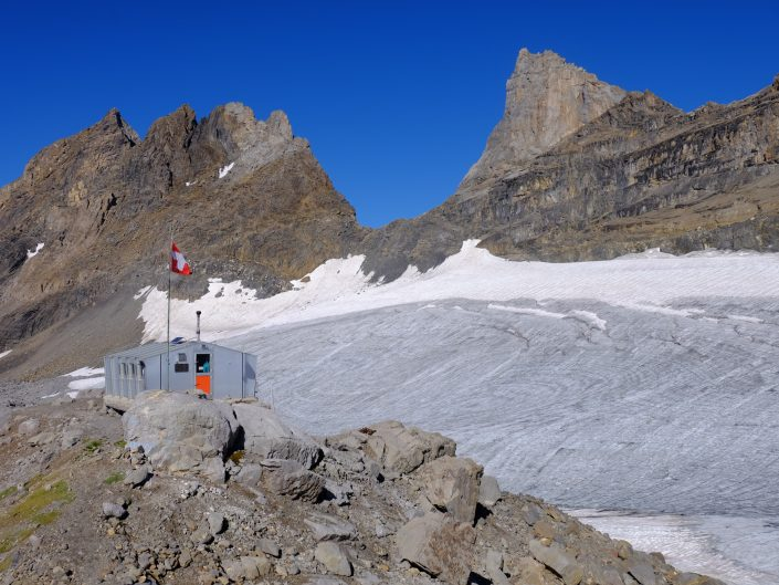 REFUGE DES DENTS DU MIDI (CH)